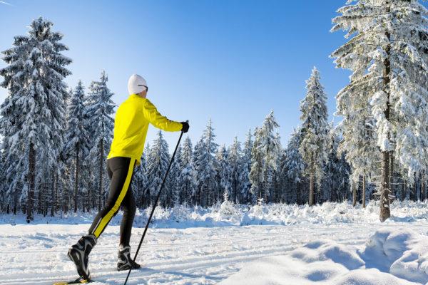 Wagrainblick - Winter Langlaufen